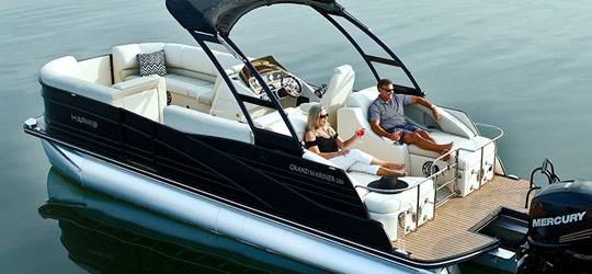Research the new 2016  Harris FloteBote Boats