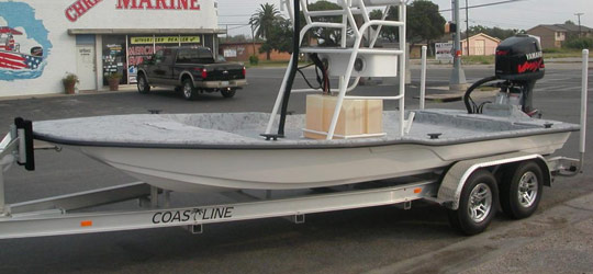 Research the new 2016  Haynie Bay Boats