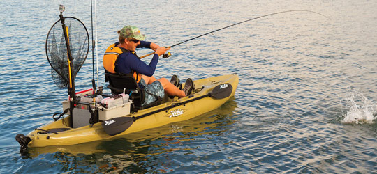 Research the new 2016  Hobie Cat Boats Motorsailers