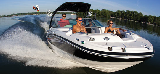 Research the new 2016  Hurricane Deck Boats