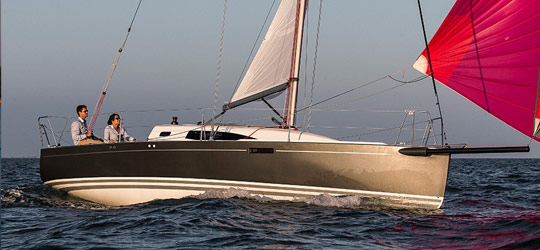 Research the new 2016  J Boats Racing Sailboats