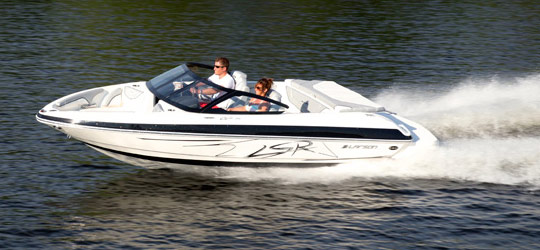 Research the new 2016  Larson Boats Express Fisherman Boats