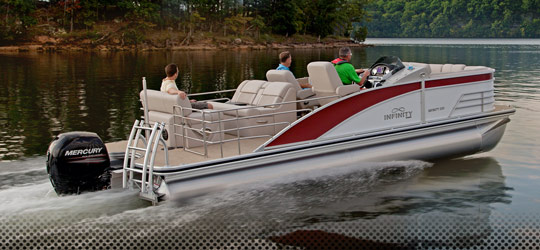 Research the new 2016  Lowe Boats Bay Boats