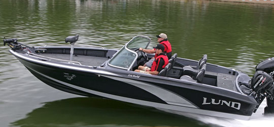 Research the new 2016  Lund Boats