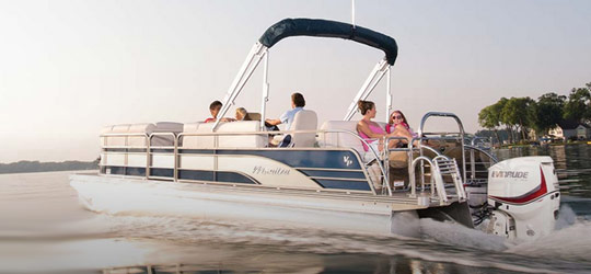 Research the new 2016  Manitou Boats