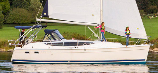 Research the new 2016  Hunter Marine Boats Motorsailers