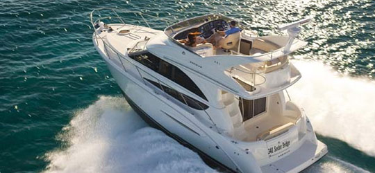 Research the new 2016  Meridian Yachts Motor Yachts