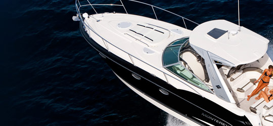 Research the new 2016  Monterey Boats Motor Yachts