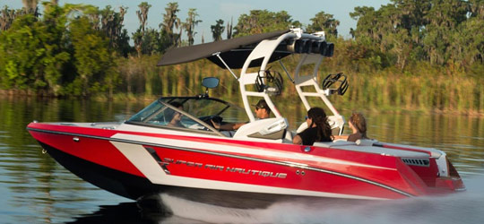 Research the new 2016  Nautique Boats Fish and Ski Boats