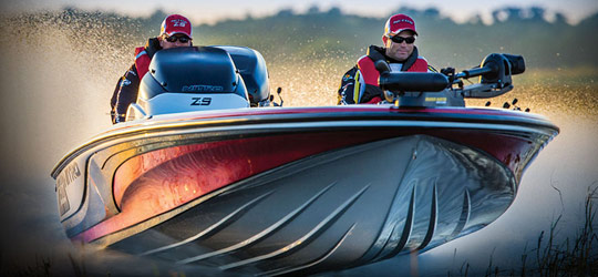 Research the new 2016  Nitro Boats Bass Boats