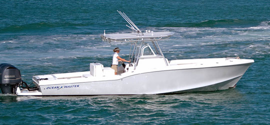 Research the new 2016  Ocean Master Marine Boats