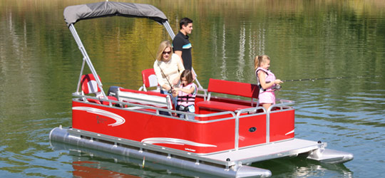 Research the new 2016  Paddle King Boats