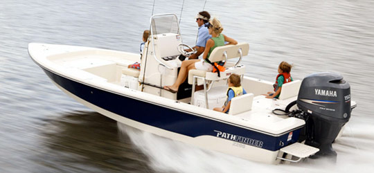 Research the new 2016  Pathfinder Boats Bay Boats