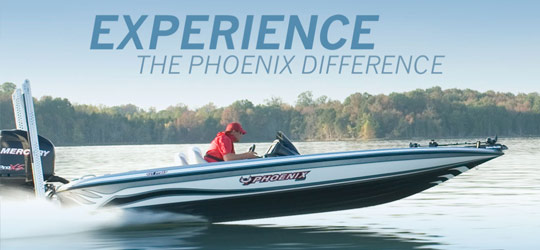 Research the new 2016  Phoenix Bass Boats