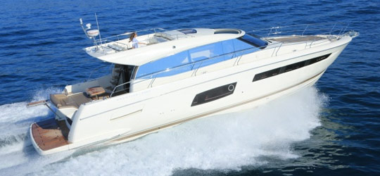 Research the new 2016  Prestige Yachts