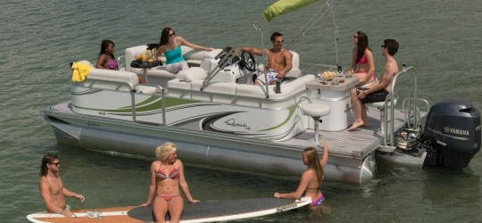 Research the new 2016  Qwest LS Boats