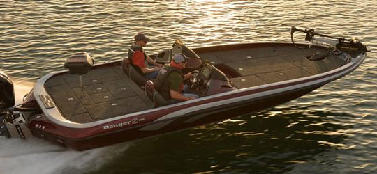 Research the new 2016  Ranger Boats Bass Boats