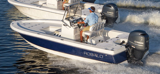 Research the new 2016  Robalo Boats Cuddy Cabins