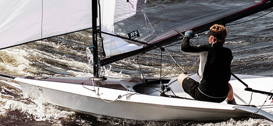 Research the new 2016  RS Sailing Boats
