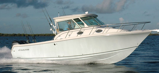 Research the new 2016  Sailfish Boats Express Fisherman Boats