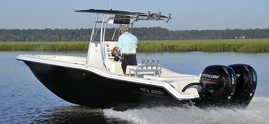 Research the new 2016  Sea Born Boats