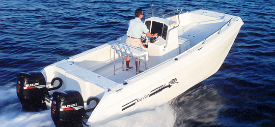 Research the new 2016  Sea Cat Boats
