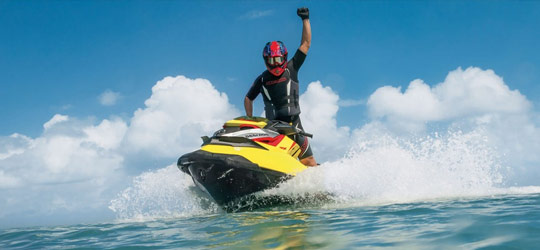 Research the new 2016  Sea-Doo Boats Deck Boats
