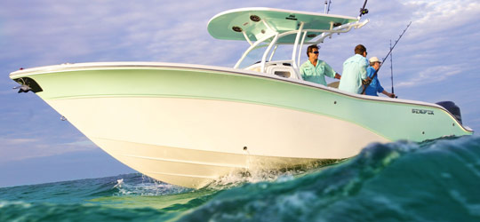 Research the new 2016  Sea Fox Boats Express Fisherman Boats