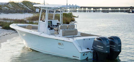 Research the new 2016  Sea Hunt Boats Bay Boats