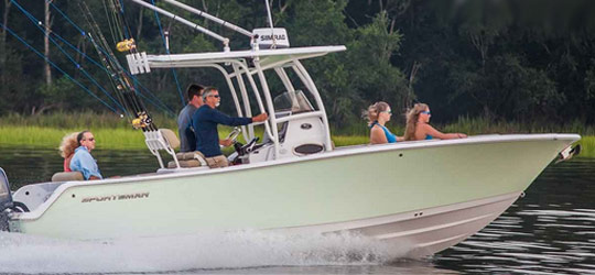 Research the new 2016  Sportsman Boats Bowrider Boats