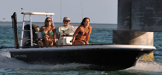 Research the new 2016  Spyder Boats