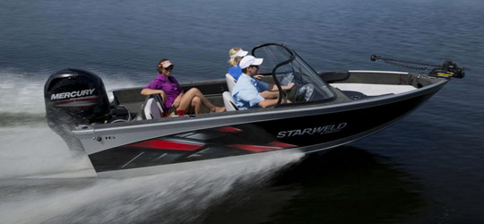 Research the new 2016  Starweld Boats