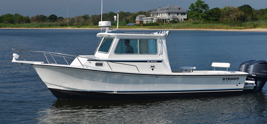 Research the new 2016  Steiger Craft Boats