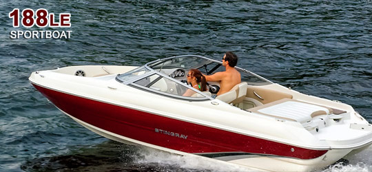 Research the new 2016  Stingray Boats Cruiser Boats