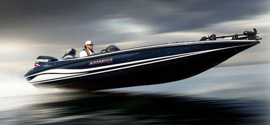 Research the new 2016  Stratos Boats Fish and Ski Boats