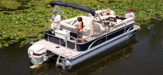 Research the new 2016  Sun Chaser Boats