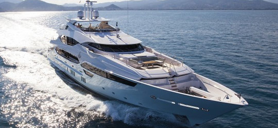 Research the new 2016  Sunseeker Yachts Mega Yachts