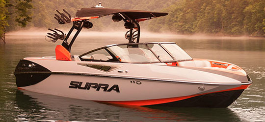 Research the new 2016  Supra Boats