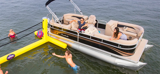 Research the new 2016  Sweetwater Boats