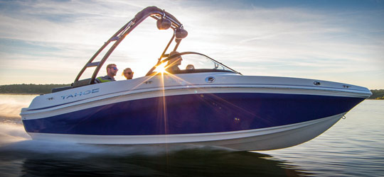 Research the new 2016  Tahoe Boats