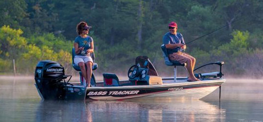 Research the new 2016  Tracker Boats Fish and Ski Boats