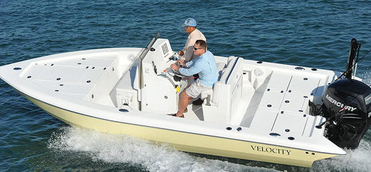 Research the new 2016  Velocity Boats