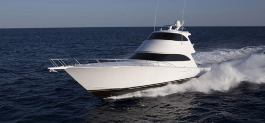 Research the new 2016  Viking Yacht Boats