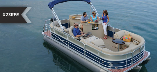 Research the new 2016  Xcursion Boats