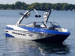 2015 WAKESETTER 23 LSV only 90 Hours!!!!!!