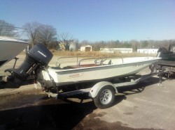 : 1980 Boston Whaler 15 Sport, 60hp Evinrude, trailer