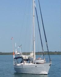 Aluminum Sailboat Miami, Florida