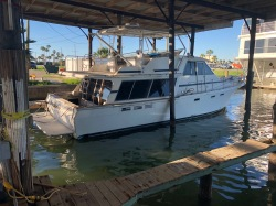 1988 4550 Pilothouse Motor Yachts