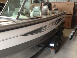 Like New - 2013 Tyee 1800 - 150XL, 9.9, White