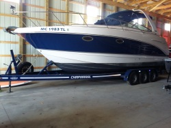 2004 Chaparral 290 Signature with 2012 Trailer